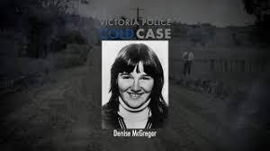 Homicide Cold Case files: Denise McGregor - YouTube