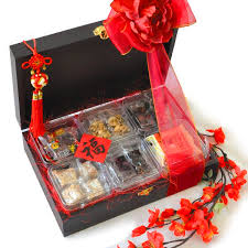 The first day of the festival begins on the new moon sometime each year between january 21st and february 20th. Chinese New Year Gift Malaysia Virtuous Oriental Treasure Box For Cny 2021 Premium Online Florist In Malaysia Florygift Deliver Flowers Gifts