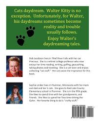 Secret Life of Walter Kitty: Jacobson, Deb, Linder, Sophie: 9781478390800:  Amazon.com: Books