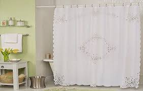 plastic or fabric shower curtains cannon shower curtain liner fabric