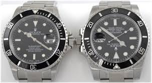 Rolex Submariner 116610 Vs 16610 Comparison Bernardwatch Blog