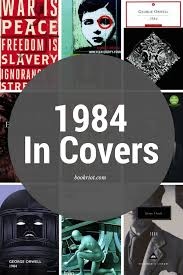 covers are a book s biggest easiest selling feature much as we say we don t judge a book by its cover we do here s how 1984 covers the clic by