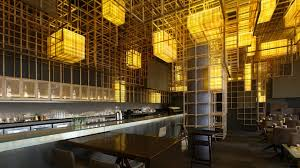 bar interiors design 4. Brilliant Design The Cubist Grid At Gong Pune Is Infused With Dynamic Lighting That Can  Change And On Bar Interiors Design 4 Y