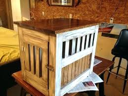 crate table diy dog kennel table dog kennel end table large dog crate table dog crate crate table diy
