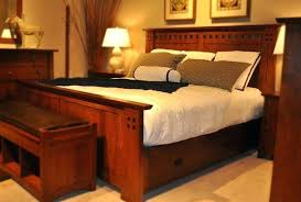 craftsman style bed – designaw