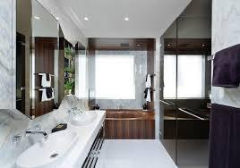 Luxury Apartments At One Tower Bridge London Boast Of Wooden - Luxury apartments bathrooms