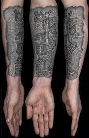 Motiv Tetování Na Předloktí 30