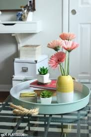 Decorative coffee table trays 3