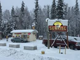 Any coffee can be hot or cold. Sunrise Bagel And Espresso Fairbanks Menu Prices Restaurant Reviews Tripadvisor