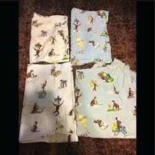 curious george comforter pottery barn curious bedding twin curious george toddler bed sheets