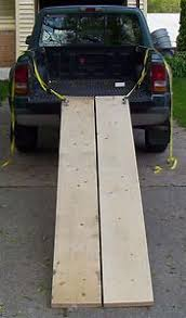 Best Homemade Trailer Ramps - ideas and images on Bing | Find what ...