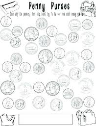 Dollar Bill Coloring Page Printable Luxury Money Coloring Pages