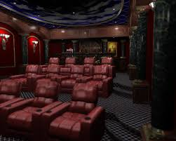 Home Theater Interiors - Home theatre interiors