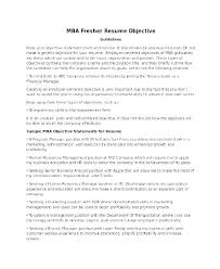 Effective Career Objective For Resumes Resume Career Objective Best Career Objectives For Resume Career