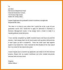 Sports Management Cover Letters 5 Graduate School Application Cover Letter Pear Tree Digital