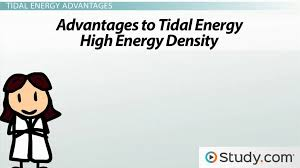 Advantages And Disadvantages Of Natural Gas Tidal Energy Advantages And Disadvantages Video Lesson