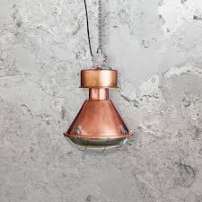 reclaimed lighting. Reclaimed Retro Copper Pendant Light CLB-00590 Lighting