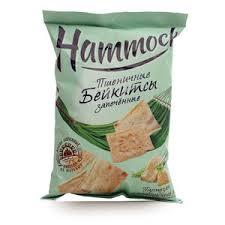 Пшеничные бейкетсы со вкусом <b>Пармезана</b> с альпийским луком ...