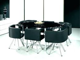 round dining table sets ikea round glass top dining table set 6 round glass dining table