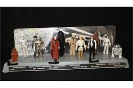 Star Wars Action Figure Display Stand