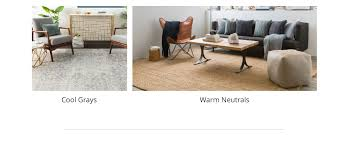cool gray rugs warm neutral rugs