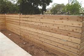 horizontal wood fence with metal posts. Beautiful Horizontal Horizontal Fence Installation On Metal Posts For Wood Fence With Metal Posts W