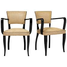 french art deco period bridge chairs art deco outdoor furniture