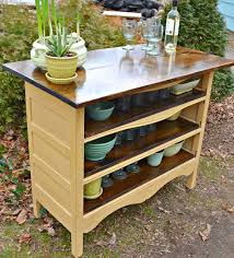 diy ideas for old chest of drawers. fantastic idea for repurposing an old dresser with no drawers! heir and space added shelves diy ideas chest of drawers n