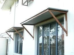 corrugated metal awning aluminium awnings awnings traditional and awnings build corrugated metal awning