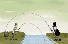 Αποτέλεσμα εικόνας για πλουσιοι και φτωχοί