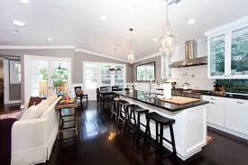kitchen and living room designs inspiring goodly kitchen living room open floor plan interesting amazing