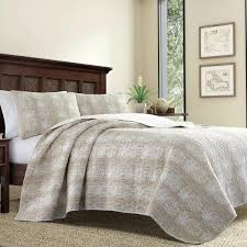 home pineapple stripe quilt set by bedding reviews tommy bahama on
