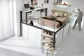 spacesaving furniture. Lofted Space Saving Furniture For Bedroom Interiors Saver Spacesaving