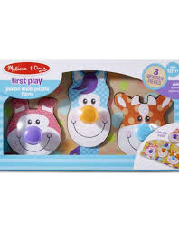 melissa and doug farm jumbo knob puzzle