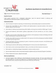 Best Of Experience On A Resume Template Templates Design