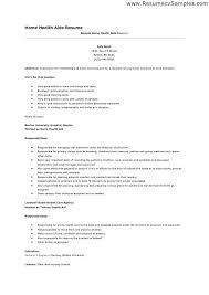 Resume Sample For Teacher Assistant Nurses Aide Resume Sample