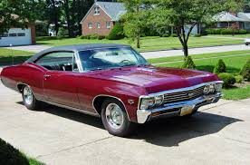 1967 Impala SS427- One of the best looking cars of all time. And ...