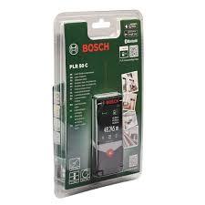 <b>Дальномер</b> лазерный <b>Bosch PLR 50</b> с дальностью до 50 м в ...