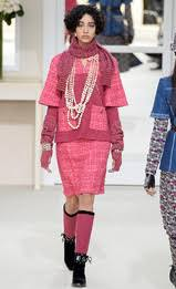 chanel 2017. look 4; défilés chanel fall/winter 2016-2017 5 2017 1