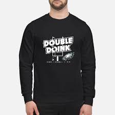 Philadelphia Eagles Sweater With Lights Double Doink Philadelphia Eagles Shirt