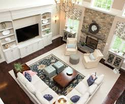 N Image Result For Furniture Setup Rectangular Living Room