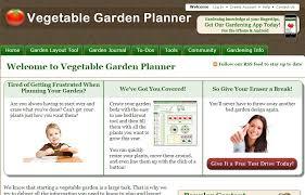 garden layout tool. 7\u2013Vegetable Garden Planner Layout Tool B