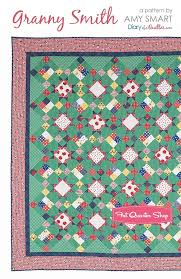 Granny Smith Downloadable Pdf Quilt Pattern Diary Of A Quilter