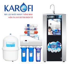Máy lọc nước Karofi IRO 1.1 - 8 Cấp Tủ IQ – Máy lọc nước Minh Tuấn