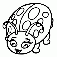 Small Picture Ladybugs Big Eye Coloring Pages Kids Colouring Pages Coloring