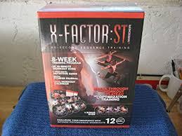 Weider X Factor St 8 Week Training Program