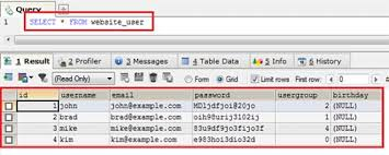 Relational Databases Example Database Design Tutorial