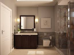 Bathroom Paint Grey Bathroom Paint Colors With Gray Vanity Twin Gray Round Mirror