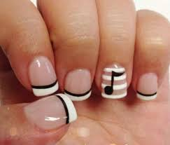easy at home nail designs for short nails. simple flower designs easy at home nail for short nails