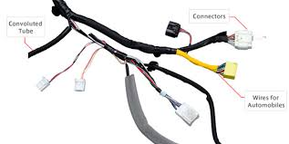 the right components for your wire harness wire harness components